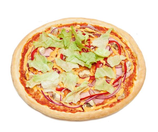 Пицца Бургер